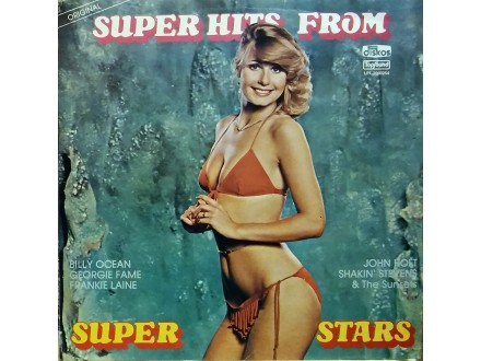 LP: SUPER STARS - SUPER HITS