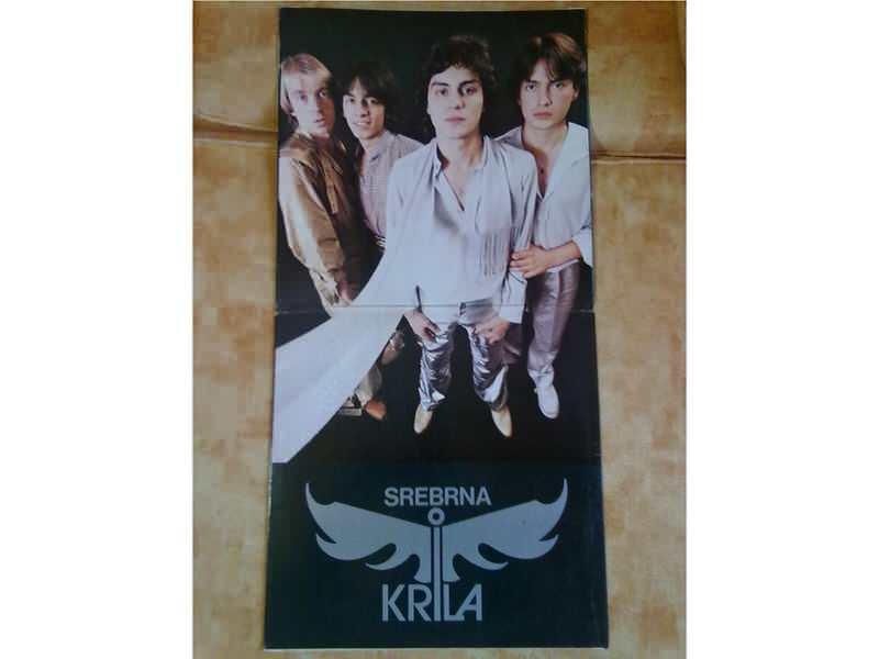 LP: Srebrna Krila - Srebrna Krila