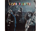 LP: TASTE - LIVE TASTE (UK FIRST PRESS)