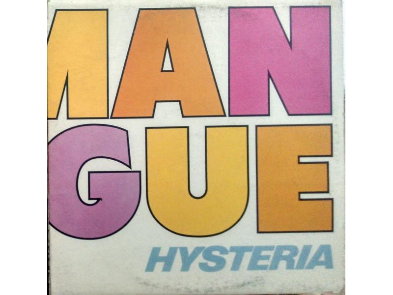 LP: THE HUMAN LEAGUE - HYSTERIA