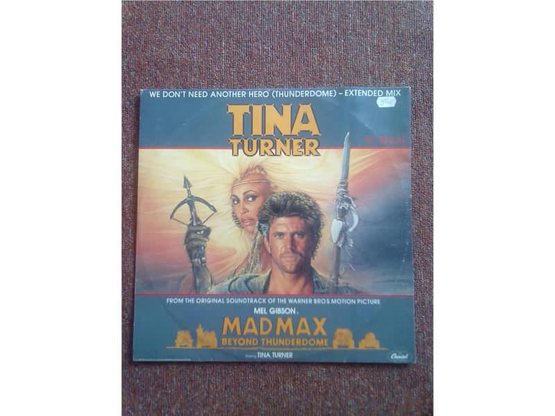 LP: Tina Turner - We Don`t Need Another Hero
