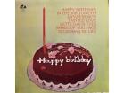 LP: UNKNOWN ARTISTS - HAPPY BIRTHDAY