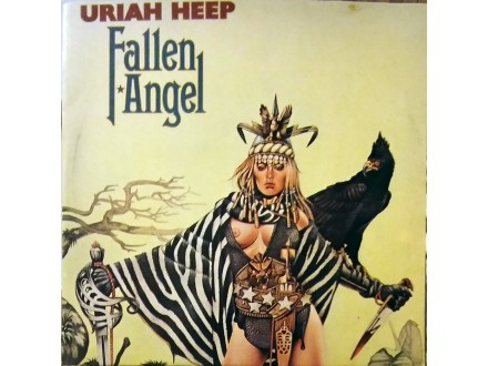 LP: URIAH HEEP - FALLEN ANGEL