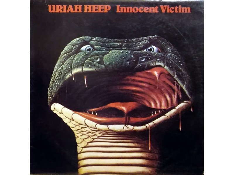 LP: URIAH HEEP - INNOCENT VICTIM
