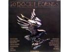 LP: VARIOUS ARTISTS - 20 ROCK LEGENDS (UK PRESS)