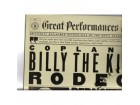 LP ploča -COPLAND -BILLY THE KID -RODEO