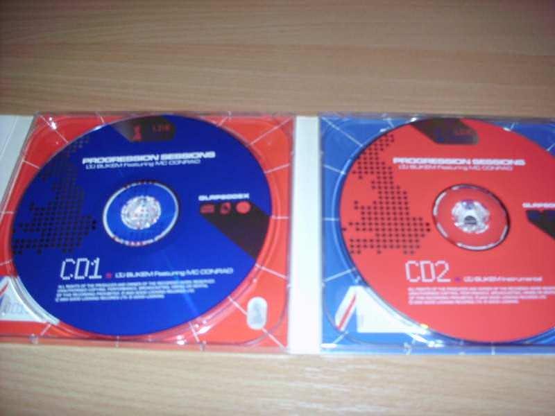 LTJ Bukem, MC Conrad - Progression Sessions 8 - UK Live 2003