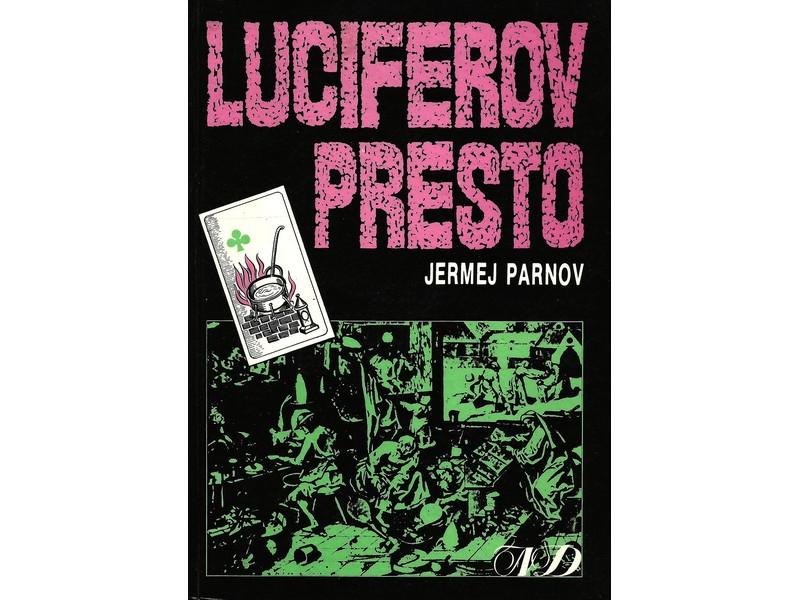 LUCIFEROV PRESTO - JERMEJ PARNOV