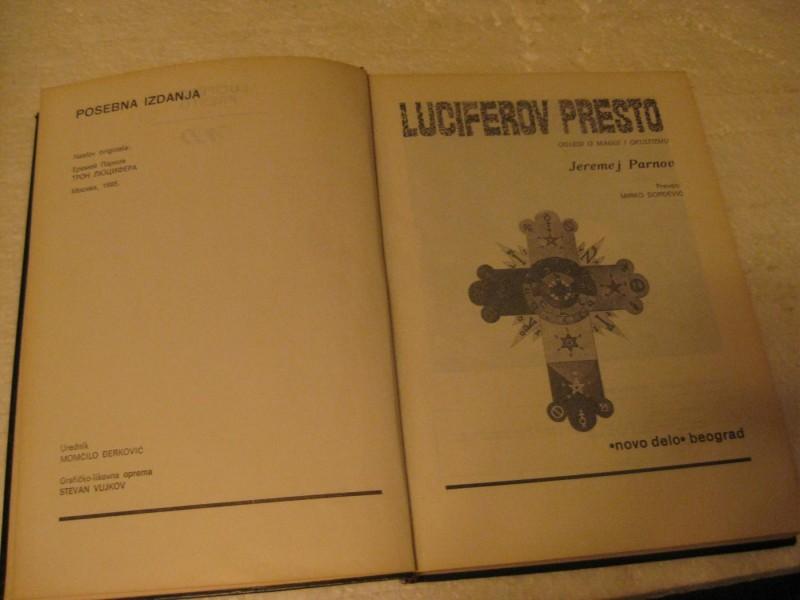 LUCIFEROV PRESTO Jermej Parnov