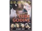 LUDE GODINE - dvd film