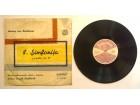 LUDWIG VAN BEETHOVEN - V. Simfonija (10 inchLP) licenca