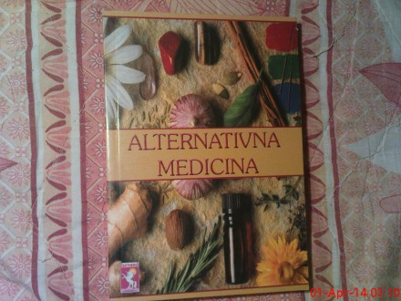 LULU  BRAUN -  ALTERNATIVNA  MEDICINA