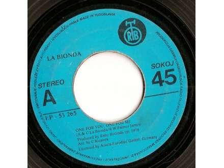 La Bionda - One For You, One For Me / Sandstorm
