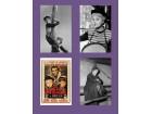 La Strada (Fellini 1954.) 4 posterčića