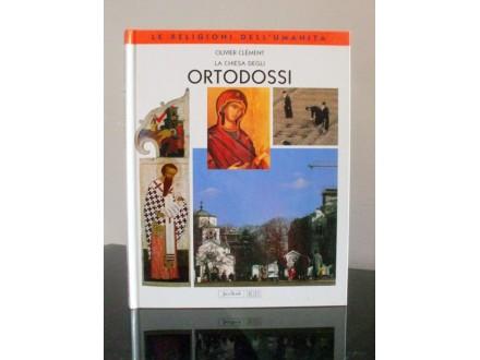 La chiesa degli ortodossi, Olivier Clement, novo