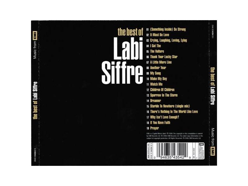 Labi Siffre - The Best Of Labi Siffre