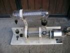 Laboratorisjka aparatura za destilaciju - oštećena