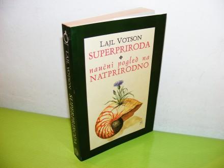 Lajl Votson - SUPERPRIRODA