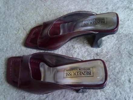 Lakovane papuce