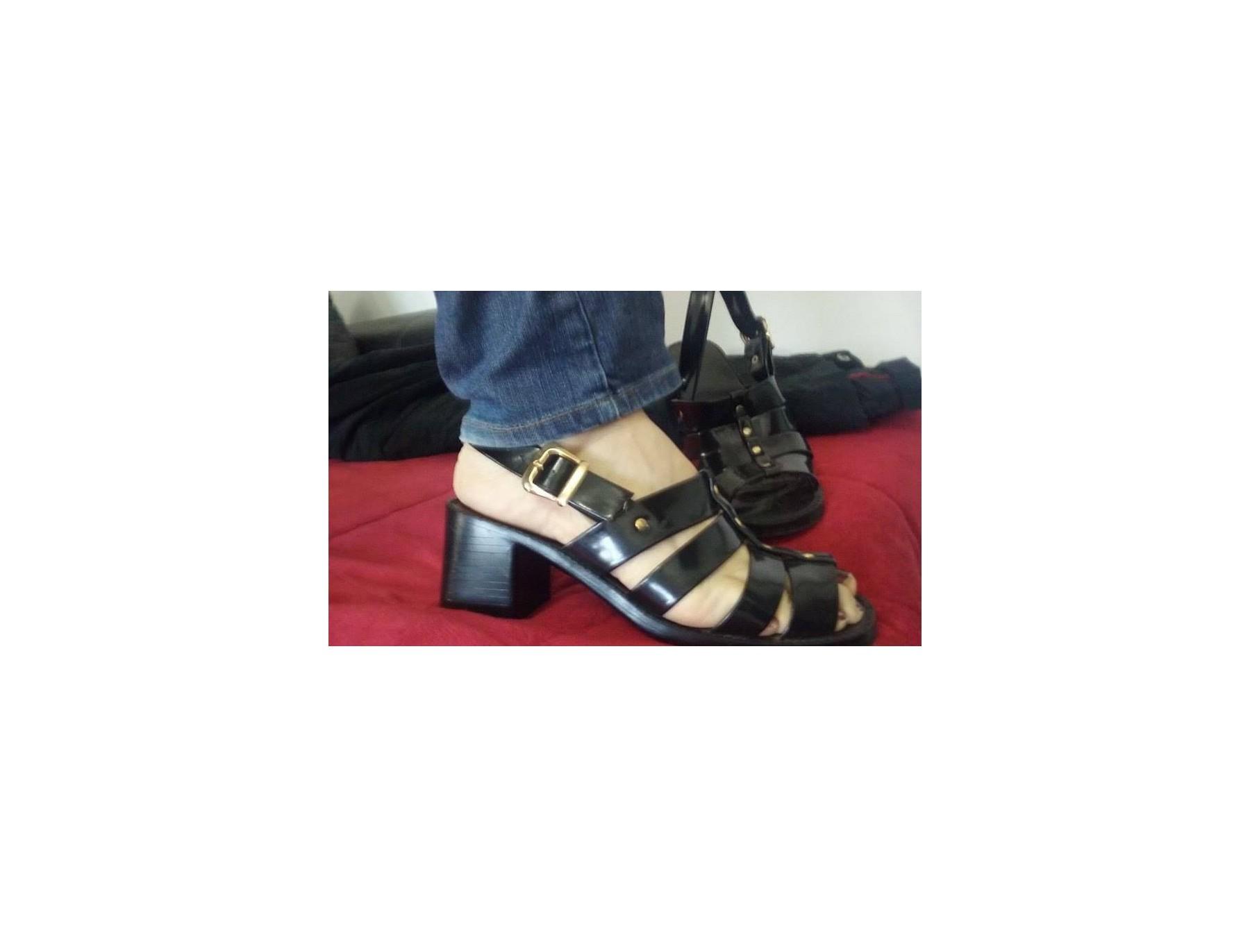 4b62c56903 Lakovane sandale - Kupindo.com (37527043)