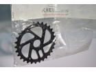 Lancanik KHE Rotor za BMX alu crn Made in Germany 30t