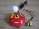 Lansay DISNEY - Tivi Pad Plug & Play TV Video game