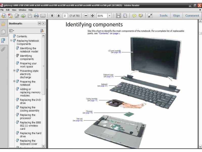 Laptop Uputstva Za Popravku