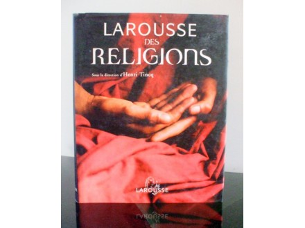 Larousse des religions, Henri Tincq, novo