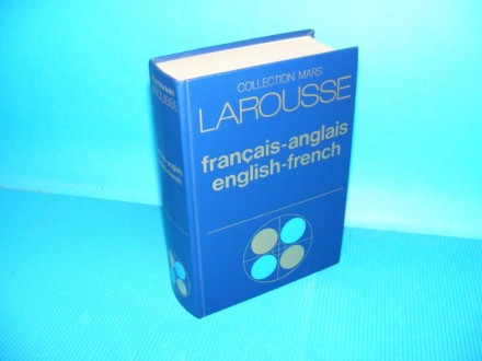Larousse english-french (besplatna dostava)