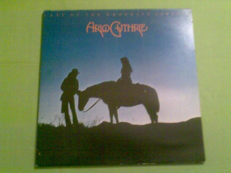 Last Of The Brooklyn Cowboys-ARLO GUTHRIE