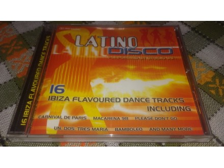 Latino Disco Performed by Studio 99