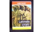 Latinski citati Albin Vilhar