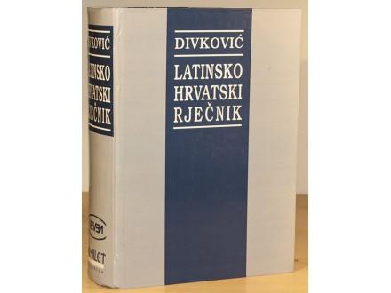 Latinsko hrvatski rječnik - Divković