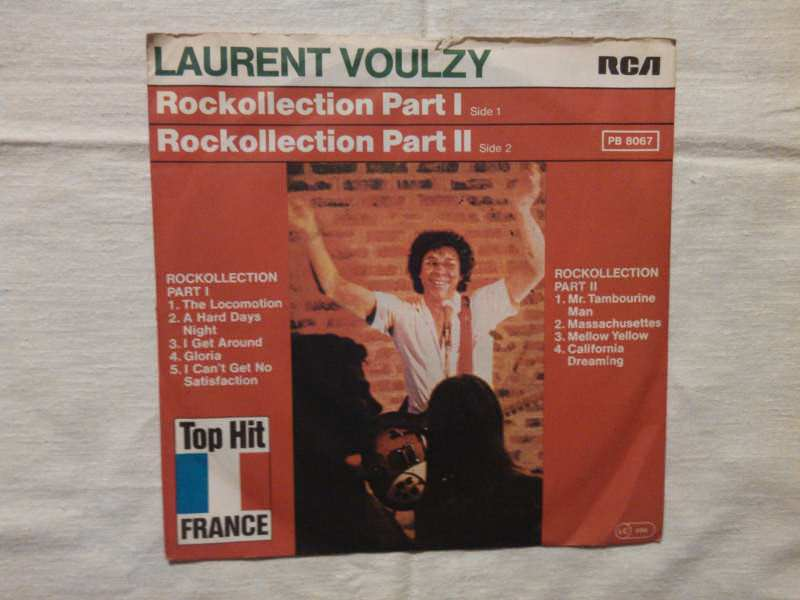 Laurent Voulzy - Rockollection