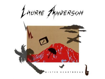 Laurie Anderson - Mister Heartbreak