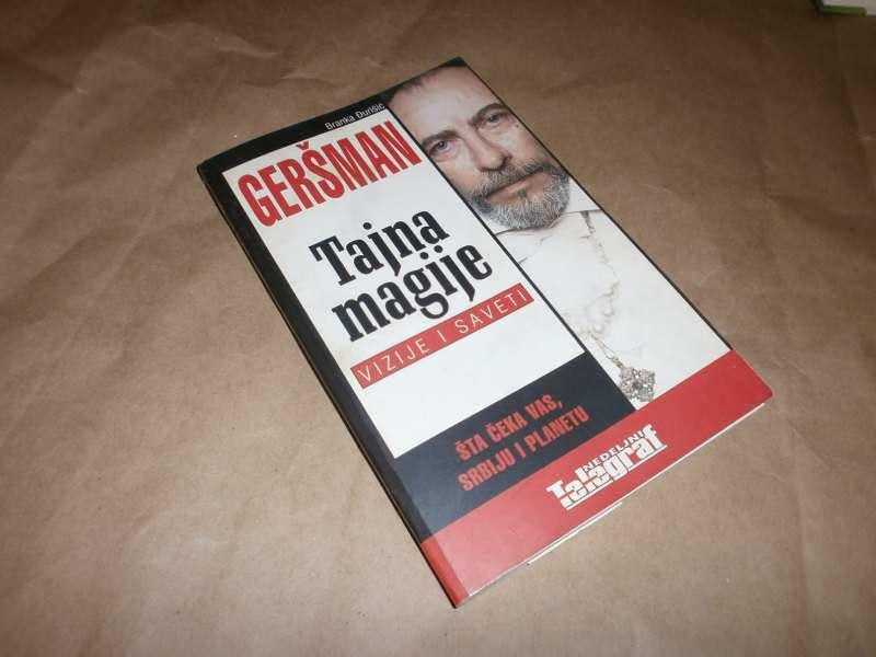 Lav Gersman    TAJNA MAGIJE