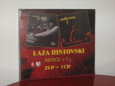 Laza Ristovski - Merge + 2/3