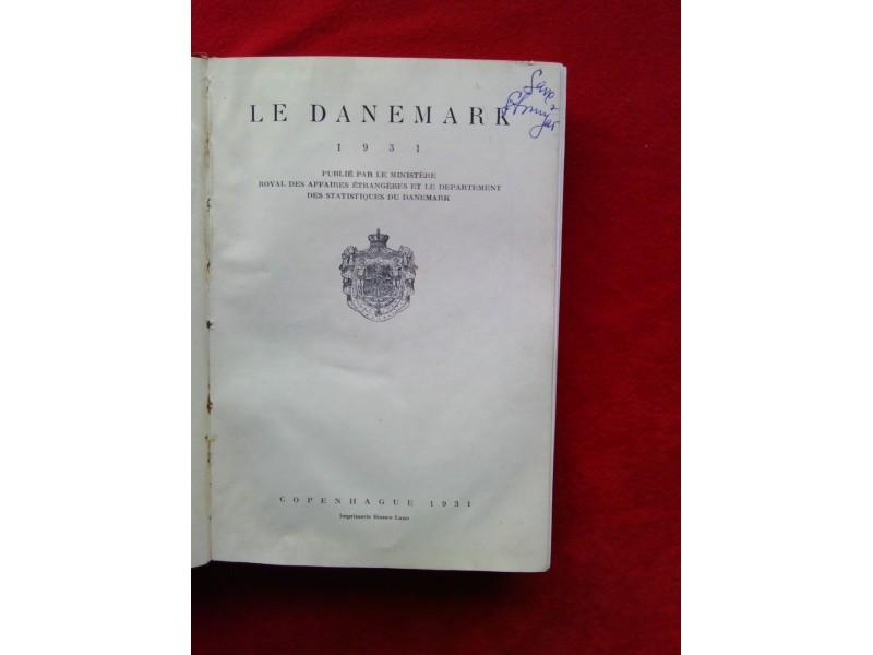 Le  Danemark  1931