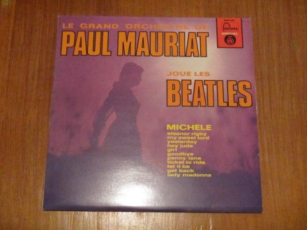 Le Grand Orchestre De PAUL MAURIAT Joue les BEATLES