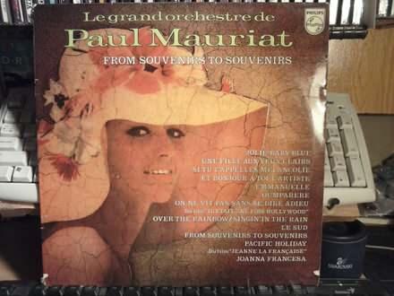 Le Grand Orchestre De Paul Mauriat - From Souvenirs To Souvenirs