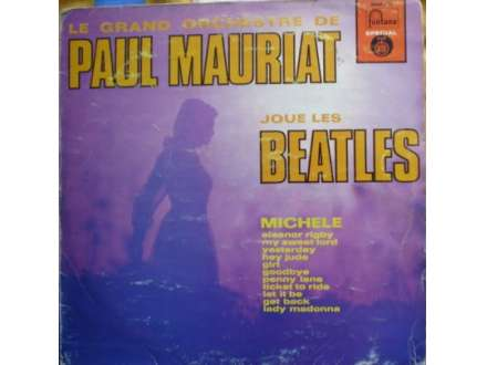Le Grand Orchestre De Paul Mauriat - Joue Les Beatles