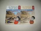 Le francais pour nous udžbenik+radna sveska za 5.razred