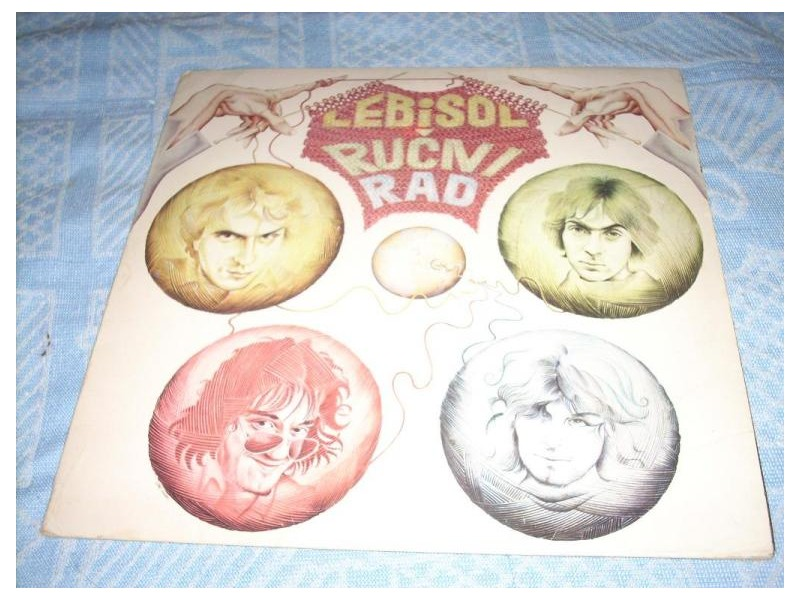 Leb I Sol – Ručni Rad LP