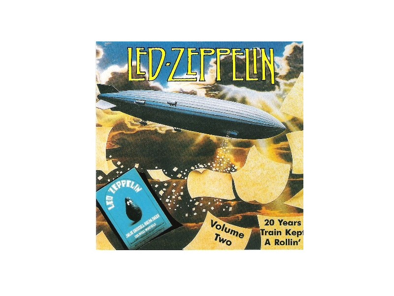Led Zeppelin - 20 Years Train Kept A Rollin` Vol. Two