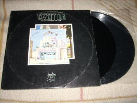 Led Zeppelin-The Song Remains The Same 2LP