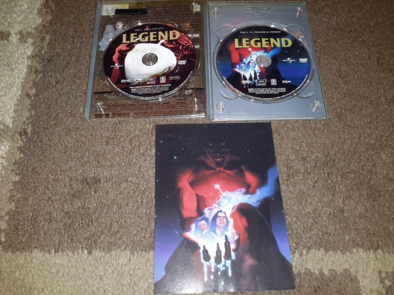 Legend 2DVDa, Ultimate edition