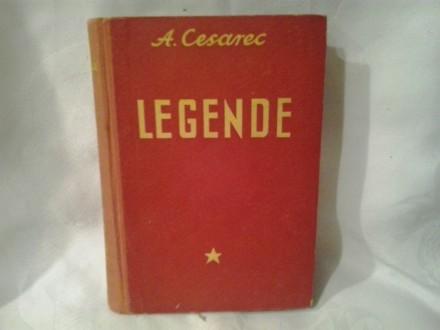 Legende A Cesarec