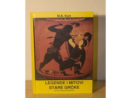 Legende i Mitovi stare Grcke