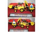 Lego 4543 Railroad Tractor Flatbed  /T9-101k/
