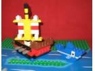 Lego brodic i ajkula  (K45-75X)